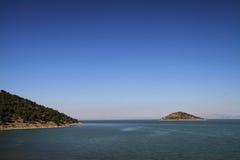 Petite île Photos libres de droits