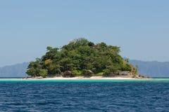 Petite île Image libre de droits