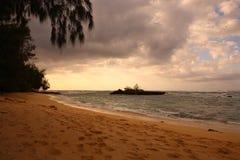 Petite île Images stock