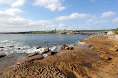 Petite île au perouse de La, Sydney oriental Photos stock