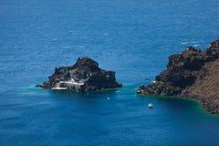Petite île en Grèce Image libre de droits
