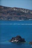 Petite île en Grèce Photographie stock libre de droits