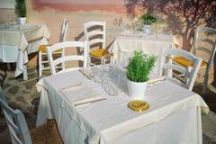 Petite allocation des places romantique en italien Venise photos stock
