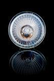Petite ampoule d'halogène Image libre de droits
