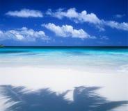 Petite Anse. Beach of Petite Anse, Mahe, Seychelles Royalty Free Stock Photography