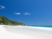 Petite Anse Beach Royalty Free Stock Photo