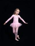Petite ballerine photo libre de droits