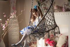 Petite ballerine Images stock