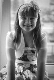 Petite ballerine Photo stock