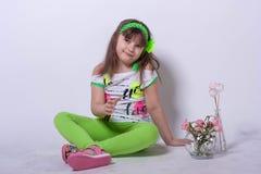 Petite ballerine Photos stock