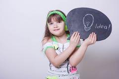 Petite ballerine Photographie stock libre de droits