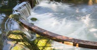Petite cascade Image libre de droits