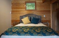 Petite chambre à coucher Image libre de droits