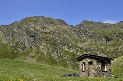 Petite Chambre de montagne photos stock