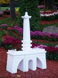 Petite copie de monument Image stock