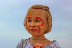 Petite dame Photo libre de droits