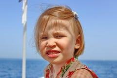 Petite dame Images libres de droits