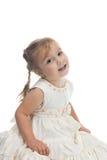 Petite fille Photos stock