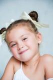 Petite fille photo stock