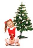 Petite fille Image libre de droits
