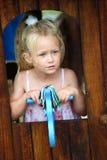 Petite fille Photos libres de droits
