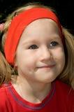 Petite fille Image stock