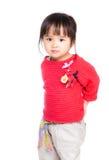 Petite fille asiatique image libre de droits