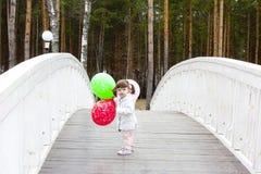 Petite fille, hild de  de Ñ, enfant, bébé, nourrisson Photographie stock libre de droits