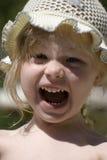 Petite fille II Images libres de droits