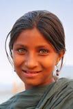 Petite fille mignonne Photo libre de droits