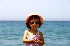 Petite fille modèle Image libre de droits