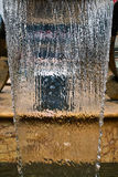 Petite fontaine au mail Photo stock