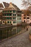 Petite France. In Strasbourg, France Royalty Free Stock Image
