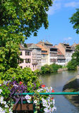 Petite France in Strasbourg Stock Photography