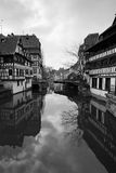 Petite France in Strasbourg Royalty Free Stock Photography