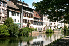 Petite France Strasbourg France, Alsace Royalty Free Stock Image