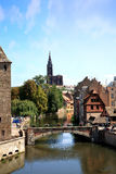 Petite France Strasbourg France, Alsace Royalty Free Stock Photography