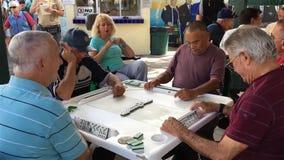 Petite Havana Domino Players Video
