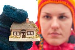 Petite maison Photo libre de droits