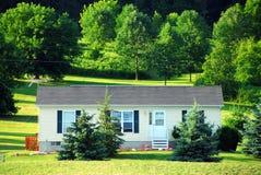 Petite maison de campagne Photos stock