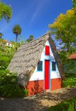Petite maison plaisante Photographie stock libre de droits