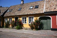 Petite maison urbaine Images stock