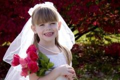 Petite mariée 1 Images libres de droits