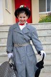 Petite Mary Poppins Photo stock