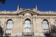 Petite Palais, Paris Royalty Free Stock Photos