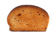 Petite part de pain sèche Photos stock