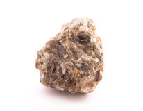 Petite partie de roche. Photographie stock libre de droits