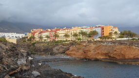 Petite plage Image libre de droits