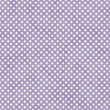 Petite polka mauve-clair et blanche Dots Pattern Repeat Backgroun illustration stock