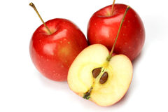 Petite pomme (himeringo) Photo stock